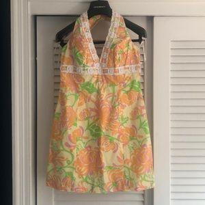 Lily Pulitzer halter dress